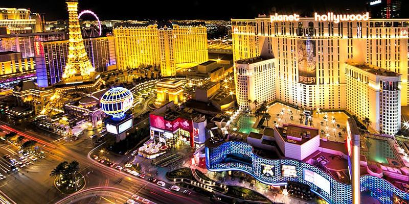 Qué hacer en Las Vegas: guía virtual