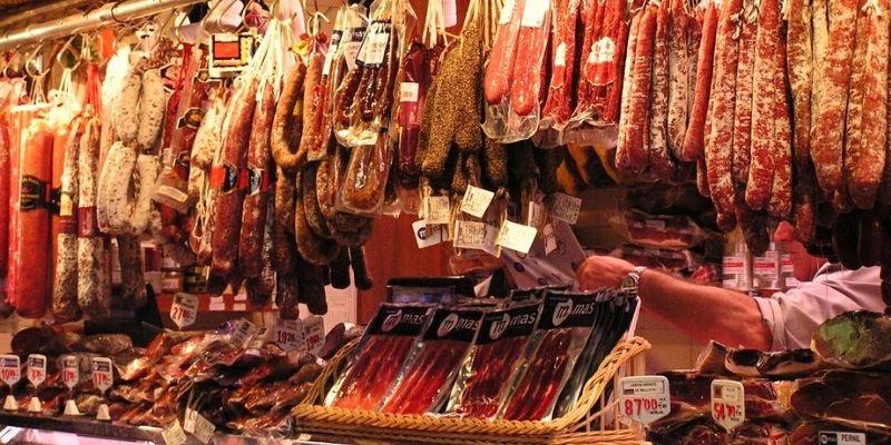 rutas gastronómicas de España