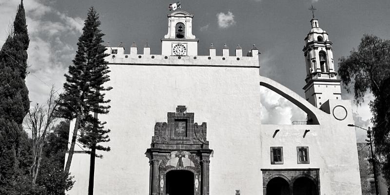 Catedral de Xochimilco