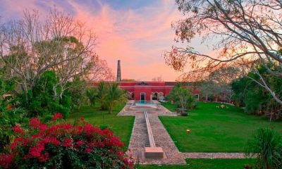 Cuánto cuesta dormir en una hacienda en Yucatán