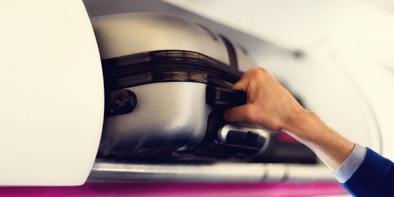 equipaje de mano covid