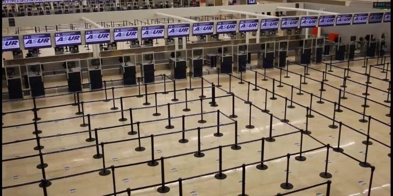 ¿El aeropuerto de Cancún tiene protocolos de seguridad sanitaria?