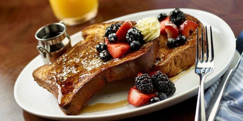 Los mejores restaurantes en Las Vegas para desayunar