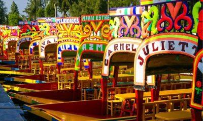 ¡Extra, extra! trajineras de Xochimilco en descuento