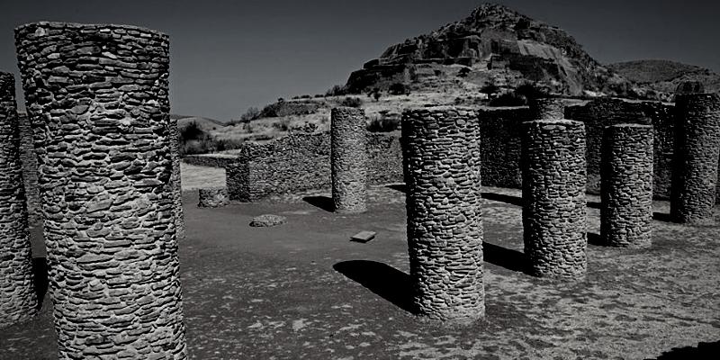 Zona Arqueologica La Quemada