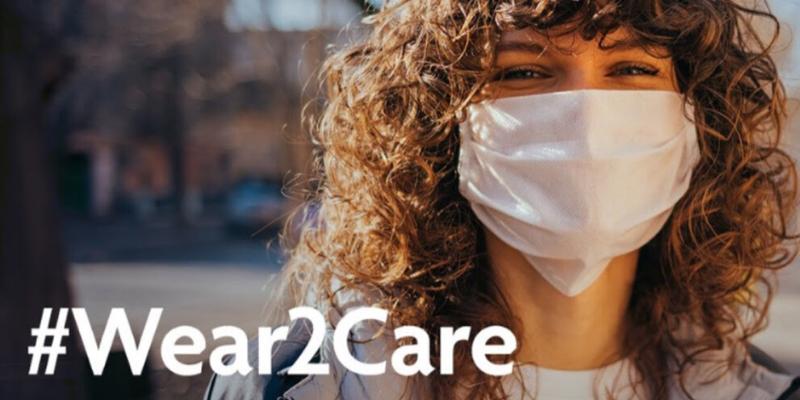 Campaña #Wear2Care