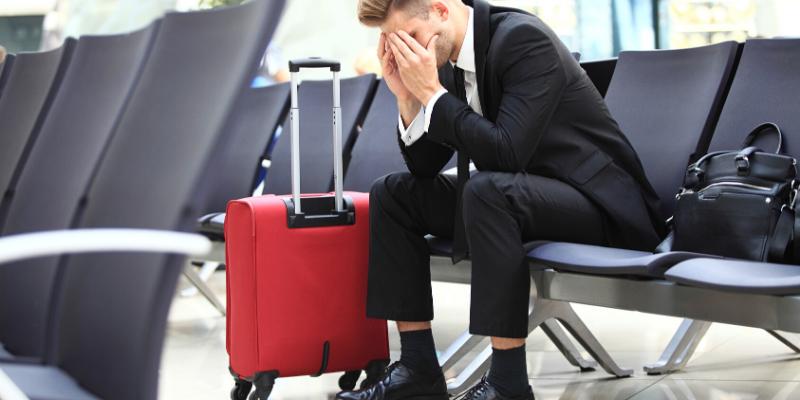 ¿Qué significa que el vuelo está sobrevendido?¿Qué significa que el vuelo está sobrevendido?