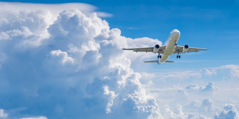 ¿Qué es la turbulencia en el avión?