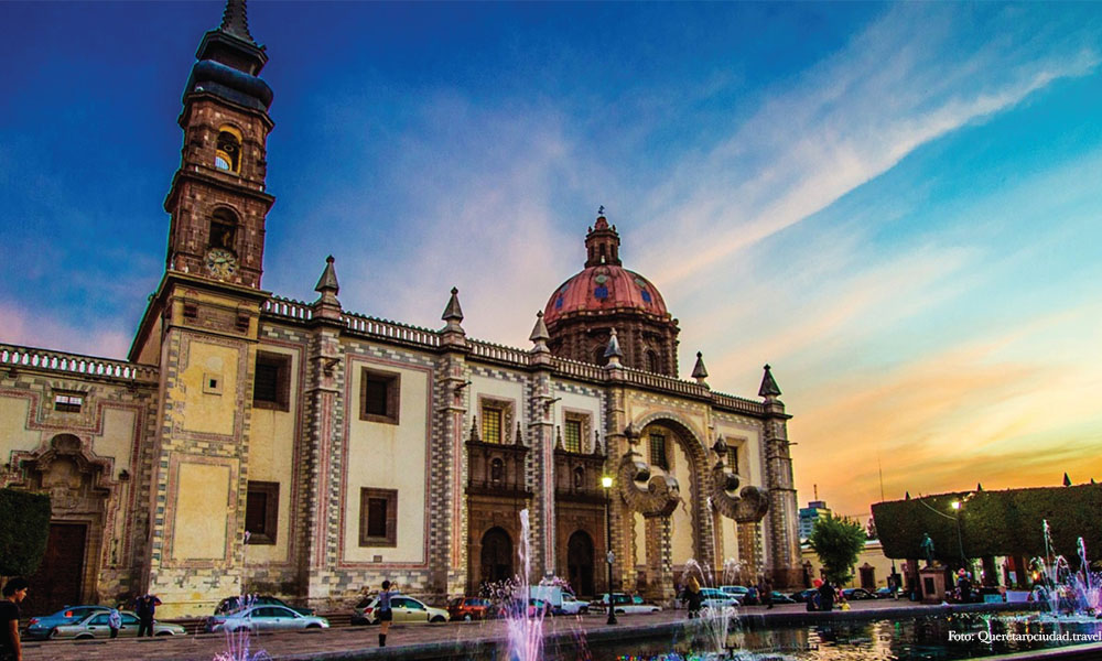 ¿Dónde hospedarse en Querétaro?