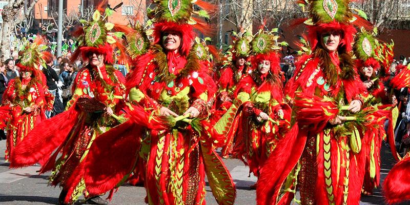 Las mejores fiestas y festivales de España