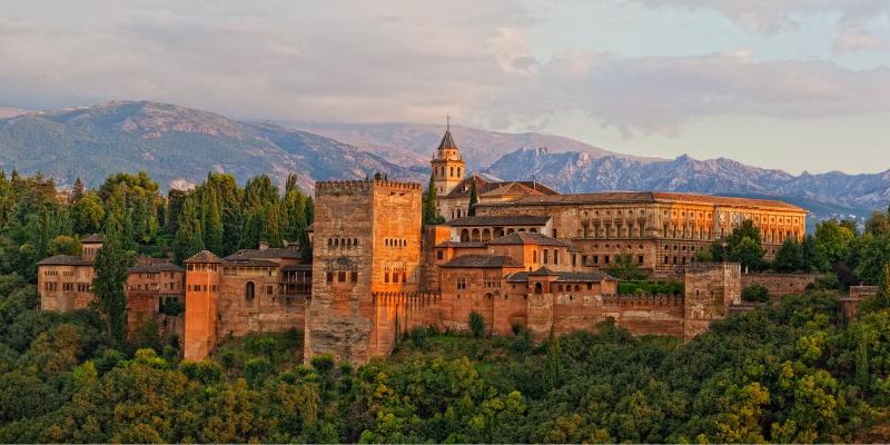 ¿Qué ver en España? Granada
