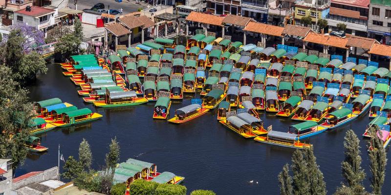 ¿Ya se puede ir a las trajineras de Xochimilco?