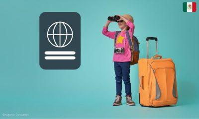 ¿Cómo renovar el pasaporte para niños?