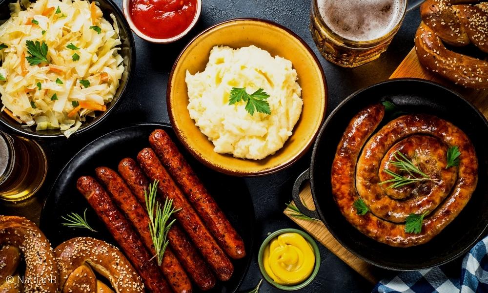 Lo mejor de la Gastronomía Alemana - Vivalaventura.es