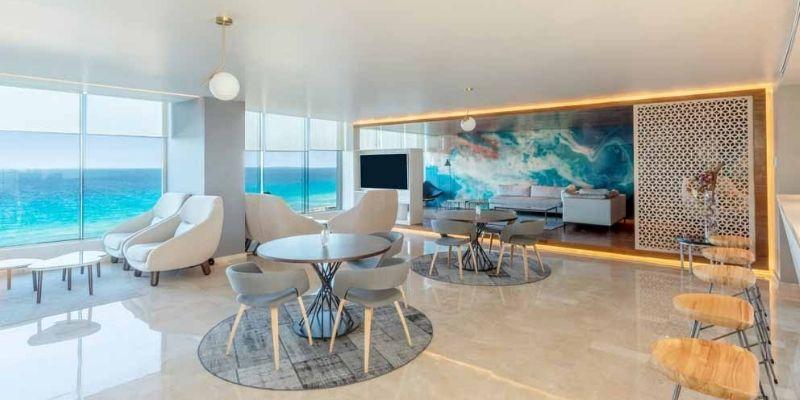 7 razones para alojarte con confianza en el hotel Live Aqua Cancún