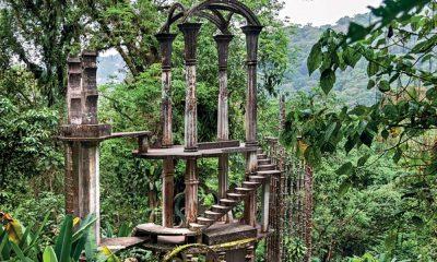 ¿Ya se puede visitar el Jardín Escultórico en Xilitla?