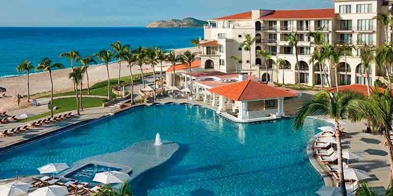 Los hoteles más seguros de Los Cabos