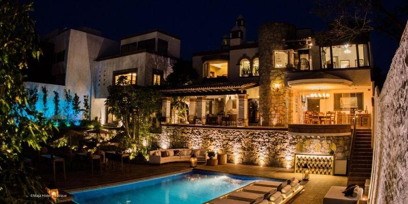 Los mejores hoteles de Morelia
