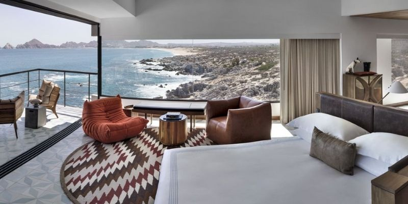 ¿Es seguro el hotel The Cape?