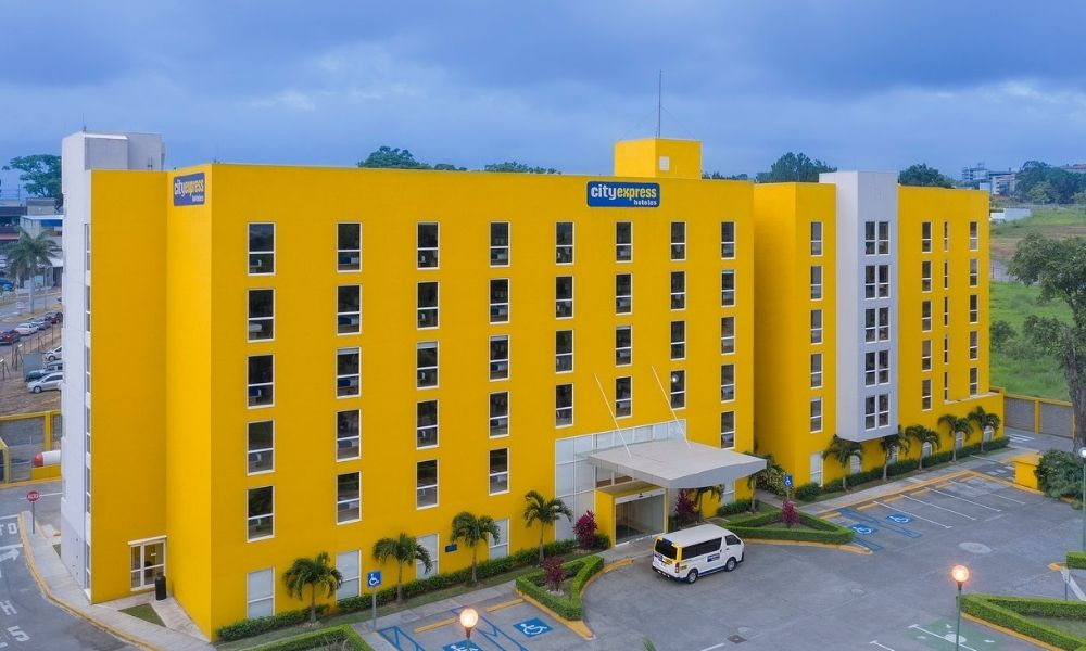 ¿Son seguros los hoteles City Express?