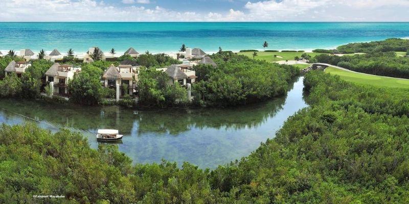 Los hoteles más seguros de Playa del Carmen
