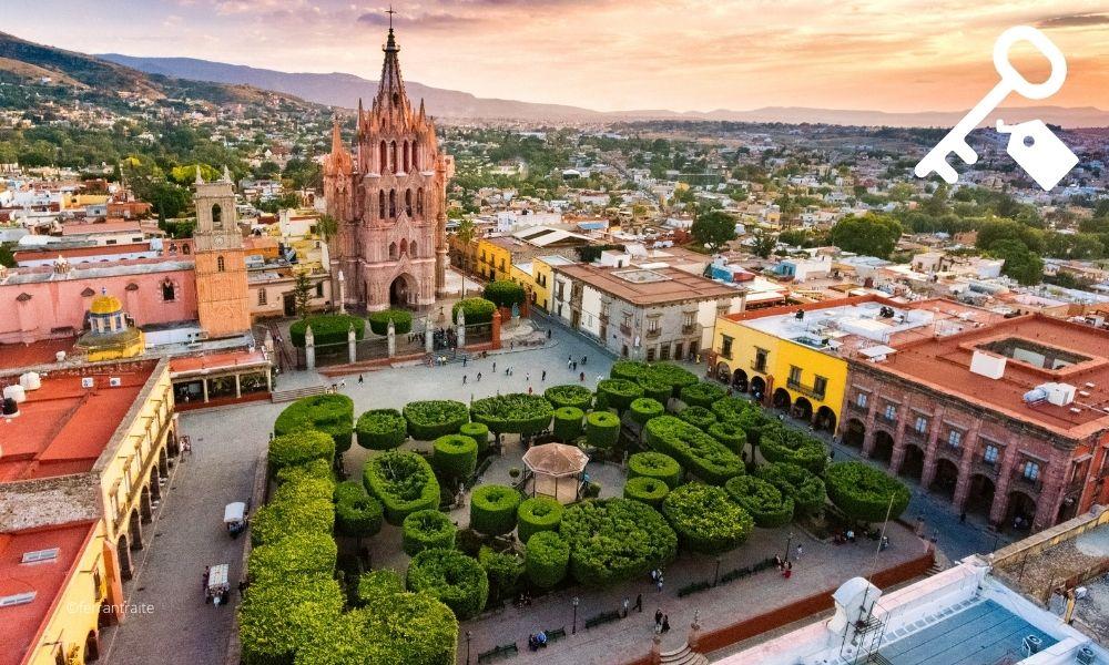 Hoteles más seguros de San Miguel de Allende