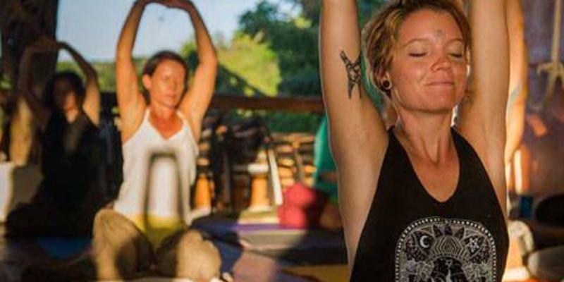 Lugares  para hacer Yoga en México