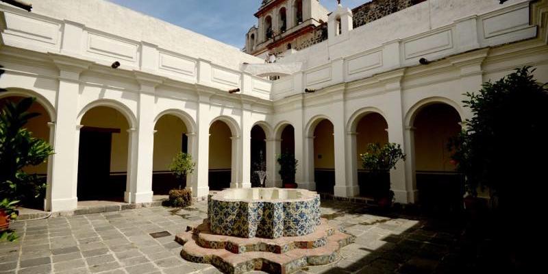 Las momias del Museo Del Carmen