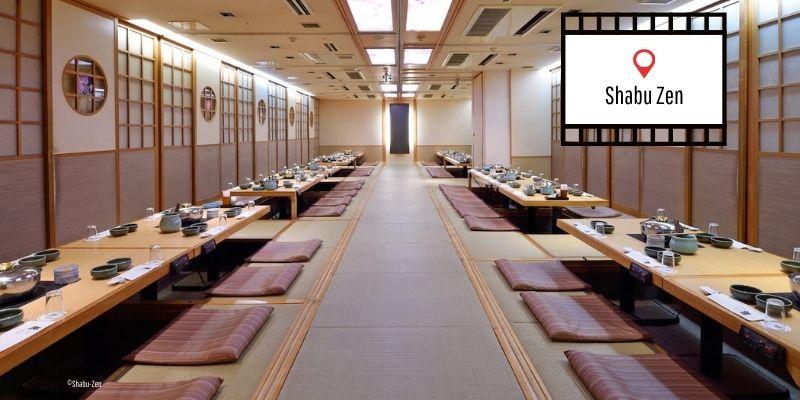 Locaciones de Perdidos en Tokyo