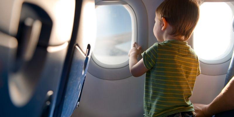 Restaurantes y vuelos sólo para adultos