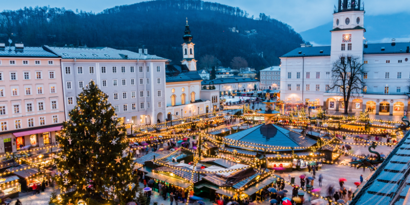 Las ciudades más navideñas del mundo
