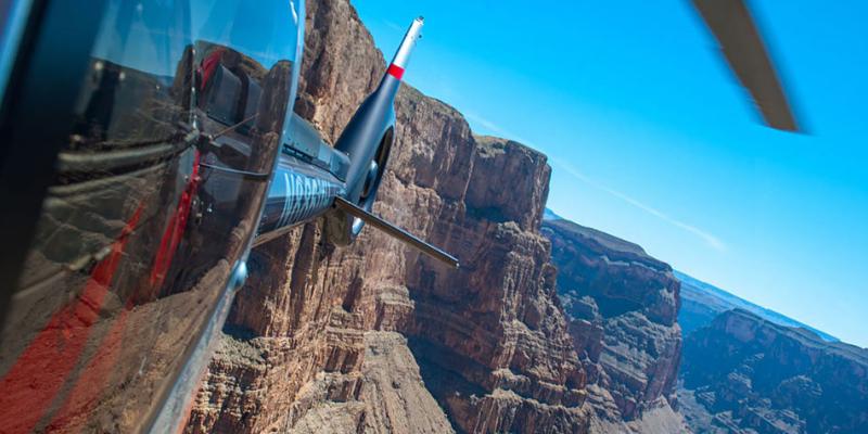 Cuánto cuesta volar en helicóptero en Las Vegas