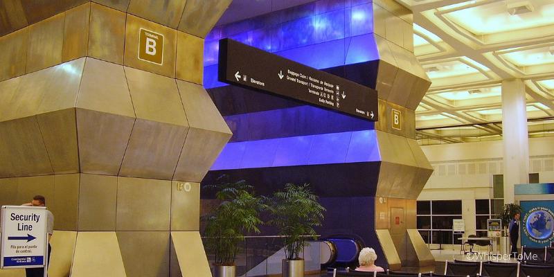 Razones para amar el Aeropuerto Intercontinental George Bush de Houston