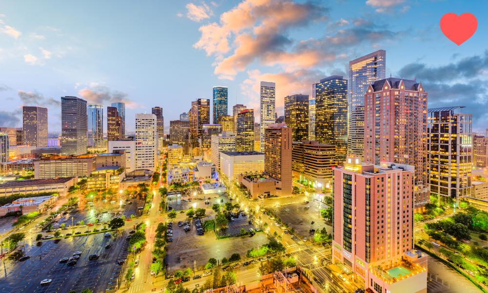 Razones para viajar a Houston