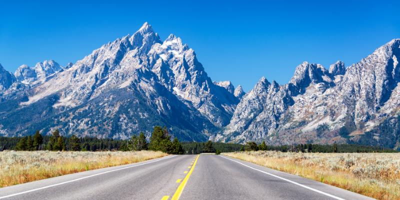 Descubre Estados Unidos en RV: 10 increíbles rutas