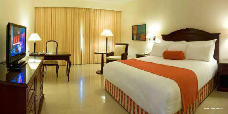 campeche mejores hoteles