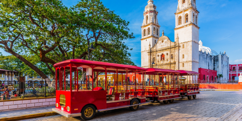 ¿Qué ver y qué hacer en Campeche?