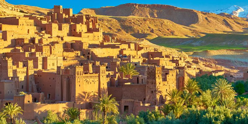 Razones para viajar a Marruecos