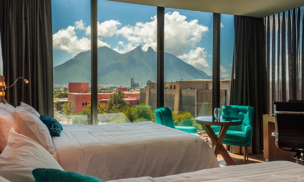 Los mejores hoteles de Monterrey