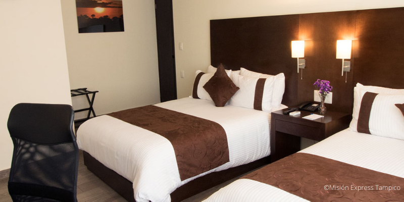 Los mejores hoteles de Tampico