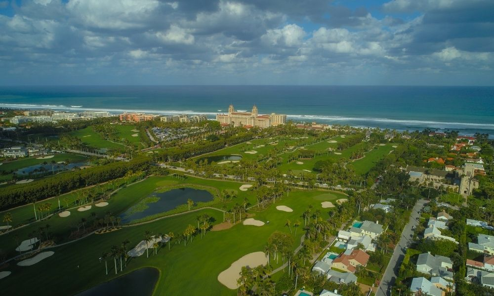 The Breakers, un paraíso del golf en Florida
