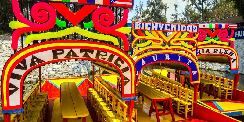 Trajineras de Xochimilco: guía para tu visita