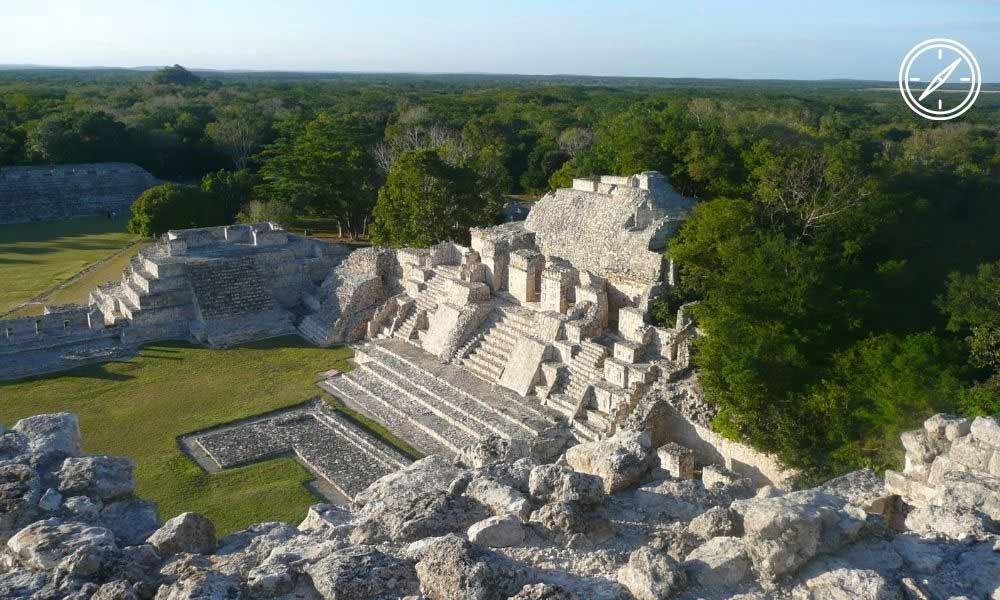 Guía de Edzná, Campeche