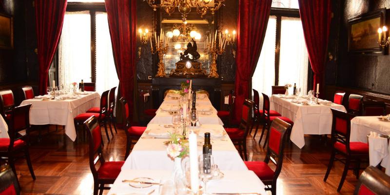 restaurantes mas antiguos espana