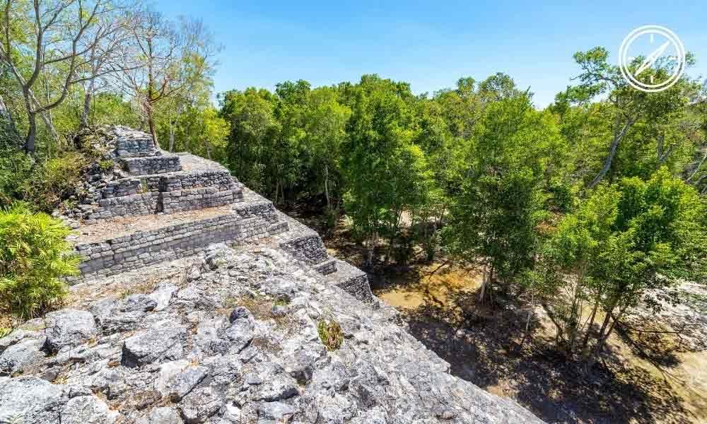 balamku sitio arqueologico