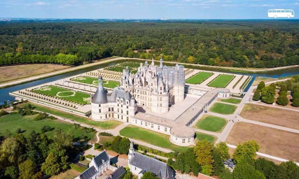 castillos loira desde paris tour