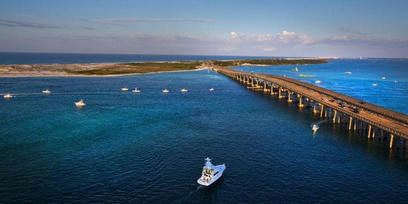 10 estupendos lugares en la Florida para pasear en kayak