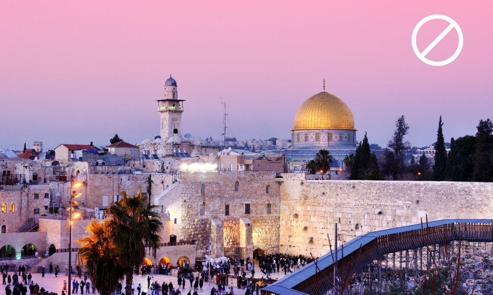 israel prohibe entrada mexico