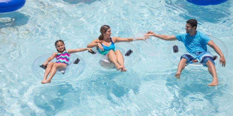 Los mejores parques acuáticos para familias en la Florida
