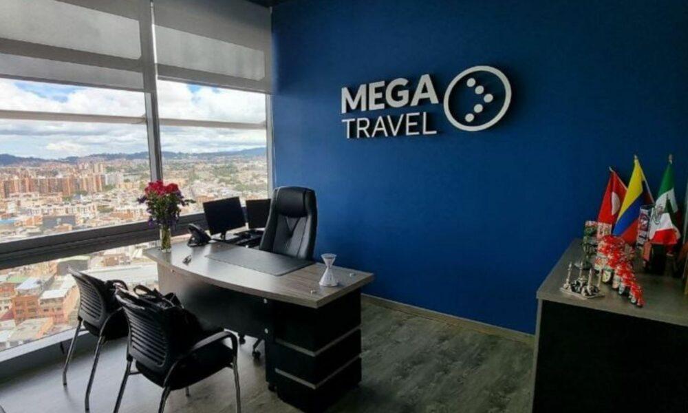 Mega Travel inaugura oficinas propias en Colombia
